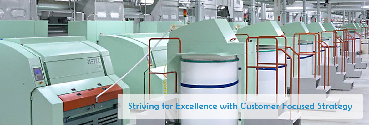 CA Textile – Striving for Excellence with Customer Focused Strategy